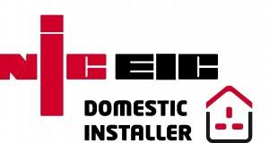 Nic EIC approved domestic electrical installer Leicester