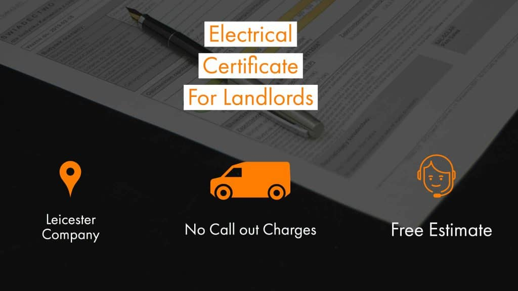 electrical landlord certificate