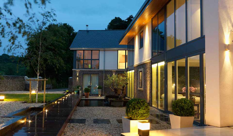 external lighting projects